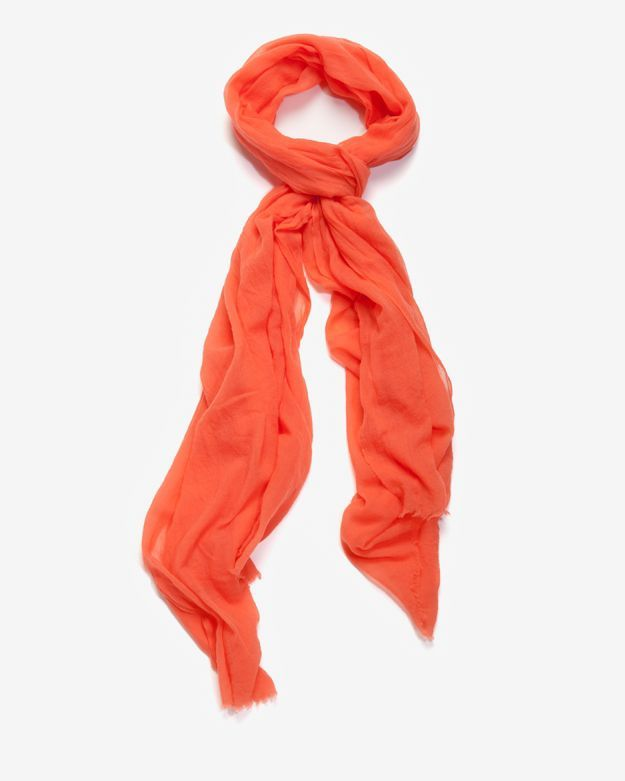 Pool Trend Solid Wool Scarf