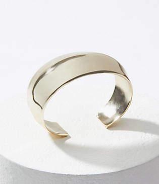 LOFT Modern Gold Cuff