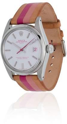 Rolex La Californienne Oyster Perpetual Date stainless steel 34 mm watch