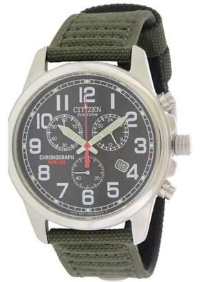 Citizen Eco-Drive Chronograph Men's Watch, AT0200-05E