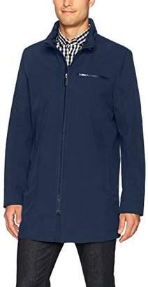 Kenneth Cole New York Men's Softshell Rain Jacket