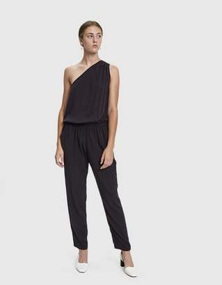 Which We Want Cristie One-Shoulder Jumpsuit
