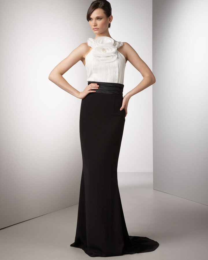 Redux Charles Chang-Lima Cummerbund Skirt