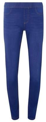 Dorothy Perkins Womens Bright Blue 'Eden' Super Soft Jeggings