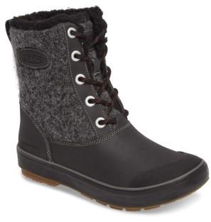 Women's Keen 'Elsa' Waterproof Boot $130 thestylecure.com