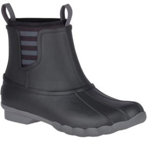 Sperry Saltwater Chelsea Rubber Boots Women's Shoes
