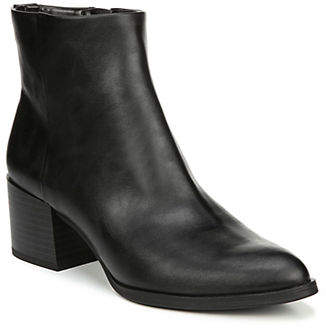 22458a89f Sam Edelman Black Rubber Sole Boots For Women - ShopStyle Canada