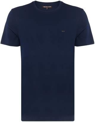 Michael Kors Men's Regular fit sleek logo t shirt