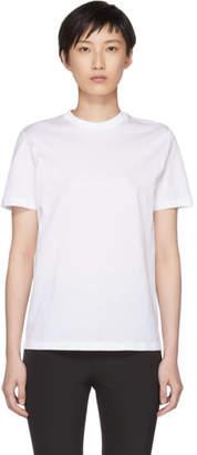Prada White Classic T-Shirt