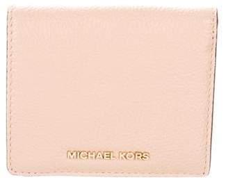 MICHAEL Michael Kors Mercer Compact Wallet w/ Tags