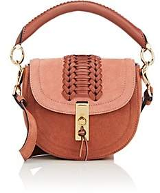 Altuzarra Women's Ghianda Mini Saddle Bag - Rust, Rose