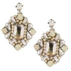 Saachi Winter Crystal Drop Earring