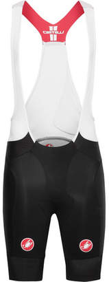 Castelli Free Aero Race Vortex And Mesh Cycling Bib Shorts