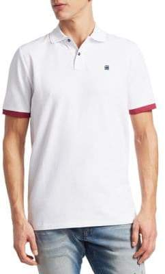 G Star RC Core Polo Shirt