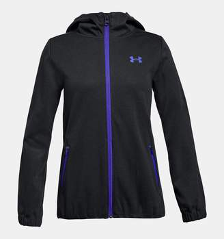 Under Armour Girls' UA Lightweight Swacket