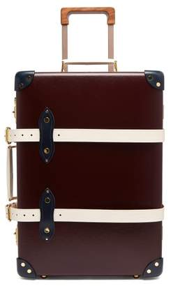 Globe-trotter Globe Trotter X The Goring 20 Suitcase - Womens - Burgundy White