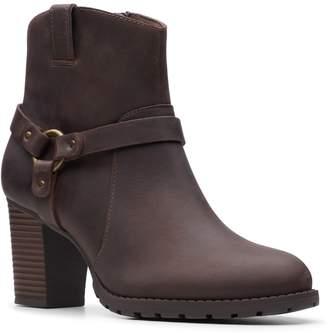 Clarks Verona Rock Women's Western Ankle Boots