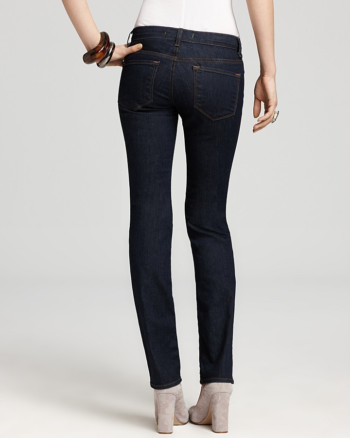 J Brand 914 Straight Leg Jeans in Pure