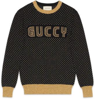Guccy SEGA® knit top
