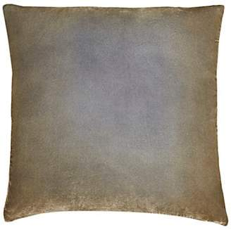 Kevin OBrien Kevin O'Brien Ombré Velvet Pillow - Gold, Nickel