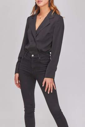 Greylin Suki Blazer Bodysuit