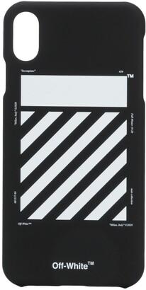 Off-White logo i-phone XS max case