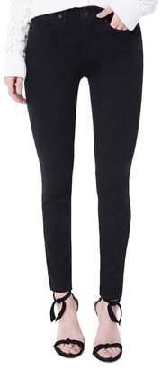 Juicy Couture Black Denim Mid-Rise Skinny Jean