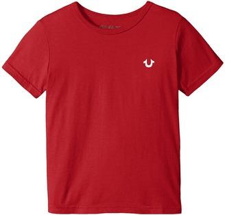 True Religion Kids Branded Logo T-Shirt (Toddler/Little Kids) $35 thestylecure.com