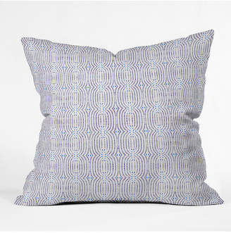 Deny Designs Holli Zollinger FRENCH LOOP Throw Pillow