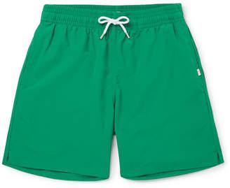 Derek Rose Mid-Length Swim Shorts