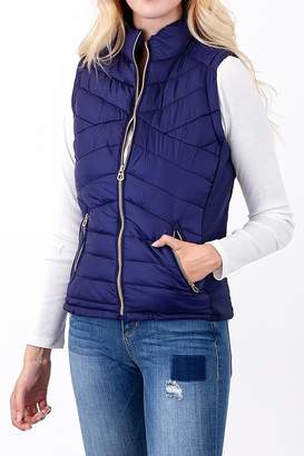 Snobbish Puffer Quilted Vest