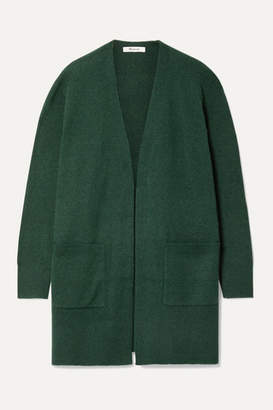 Madewell Kent Knitted Cardigan - Emerald