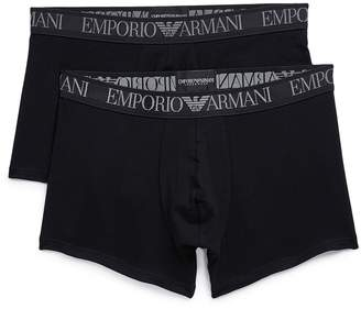 Emporio Armani Endurance Trunk 2 Pack