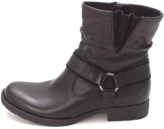 Børn Womens Estonia Leather Closed Toe Ankle Fashion Boots