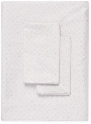 Belle Epoque Diamond Cotton Sheet Set