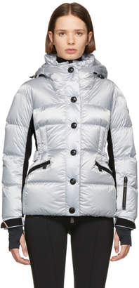 Moncler Blue Down Antabia Performance Ski Parka