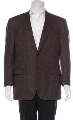 Canali Wool & Cashmere Blazer