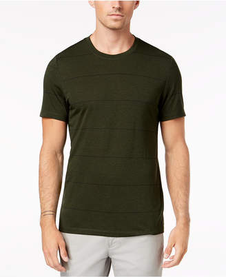 Alfani Men's Premium Stripe T-Shirt, Created for Macy's