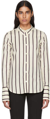 Isabel Marant Off-White Striped Ultana Shirt