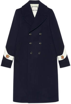 Wool cashmere jacket $3,280 thestylecure.com