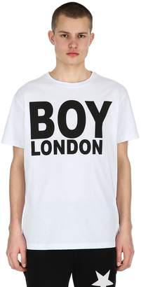Boy London Printed Jersey T-Shirt