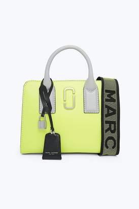 Marc Jacobs Fluorescent Little Big Shot Bag
