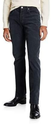 Tom Ford Men's Straight-Leg Corduroy Pants