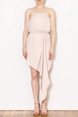 Alythea Asymmetric Tube Dress
