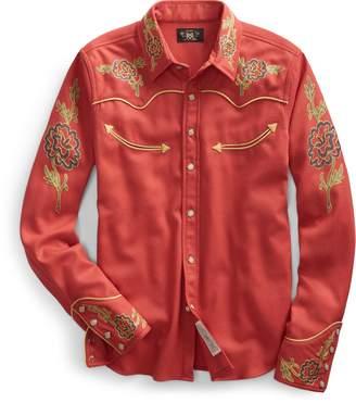 Ralph Lauren Slim Fit Western Workshirt