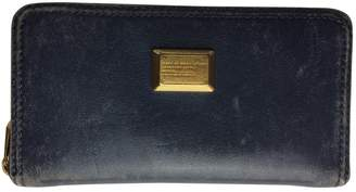 Marc by Marc Jacobs Navy Leather Purses, wallets & cases