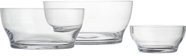 575 Denim Welcome Glass Bowl