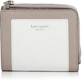 Kate Spade Small Color-Block Bifold Wallet