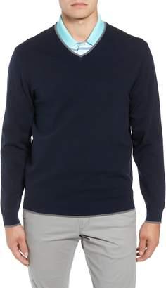 Cutter & Buck Impact V-Neck Sweater