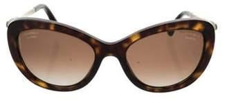 Chanel Cat-Eye Pearl Sunglasses Cat-Eye Pearl Sunglasses